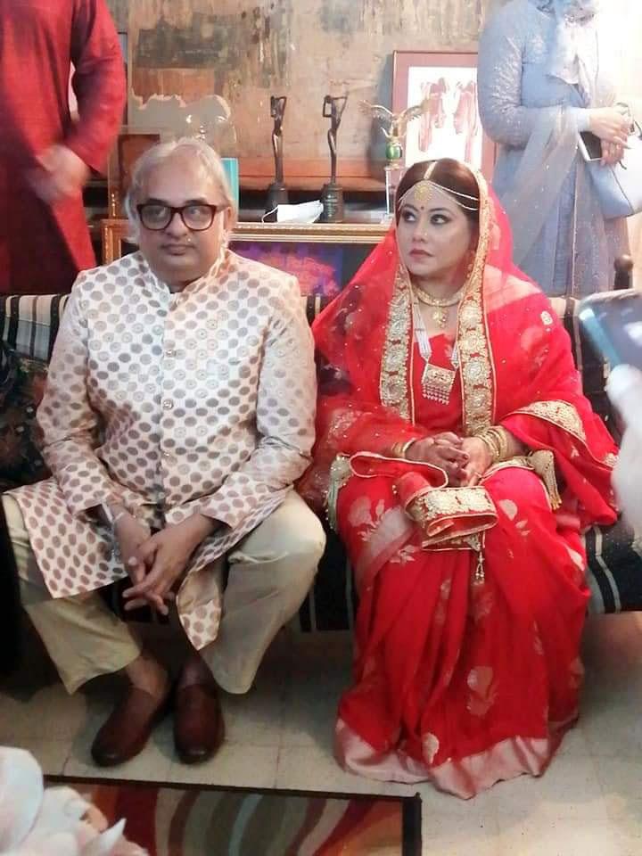বিয়ে করলেন জনপ্রিয় অভিনয়শিল্পী  শমী কায়সার